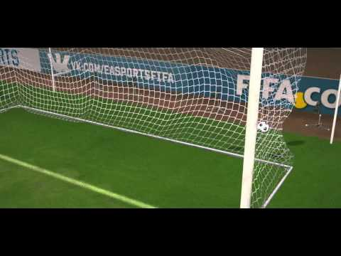 dribbling di Eto'o  e gol di Schurrle