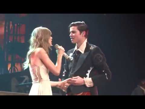 Taylor Swift - Love Story (Live from Red tour)