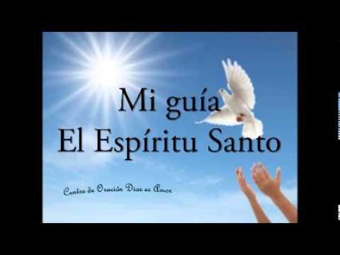 Resultado de imagen de la guía del espíritu santo