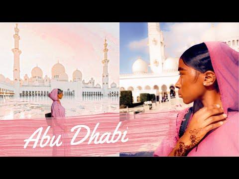 Exploring Abu Dhabi l Top things to do in Abu Dhabi #MaryjanesWorldTour