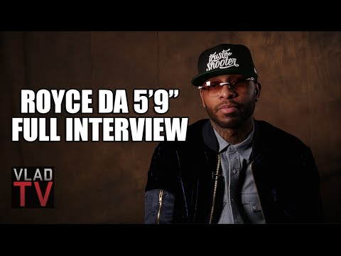 "Royce Da 5'9"" (Full Interview)"