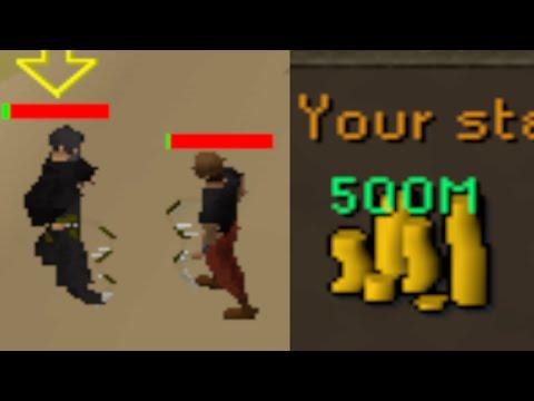 Runescape - Sparc Mac's 1,000,000,000 CLIMB!