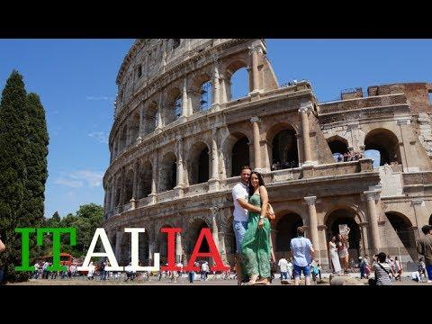 ITALIJA VLOG | LEPA AFNA