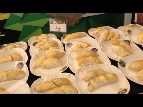 Durian Festival Buffet Emquartier Mall – Bangkok – Thailand