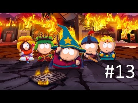 South Park: The Stick of Truth walkthrough - Part 13 ending - (No Commentary)
