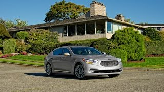 2015 Kia K900 Car Review