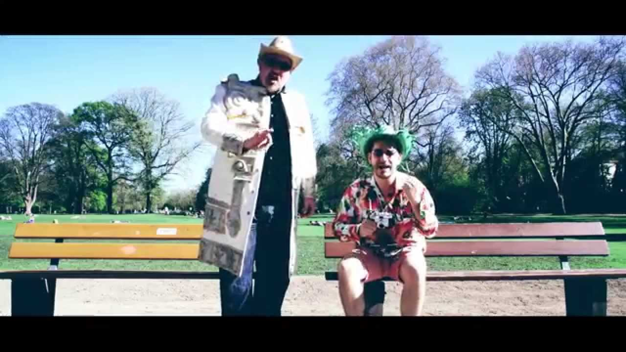 The Busters – Supersonic Eskalator (Official Video)