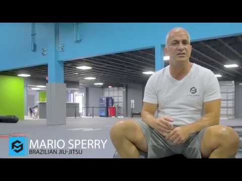 Choke Lab Interview With MMA Legend Mario Sperry