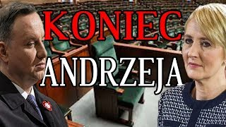 KONIEC PREZYDENTURY Andrzeja Dudy - Prezydent Polski pod pantoflem żony   Daily News