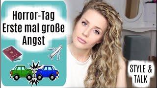 Style & Talk Autounfall, Flugzeugprobleme, Pass verloren / Labellda