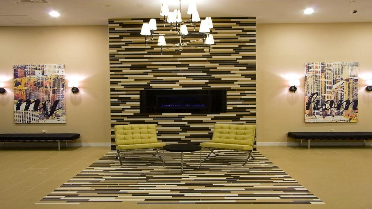 Granite Flooring Designs For Contemporary Living Room In India Youtube