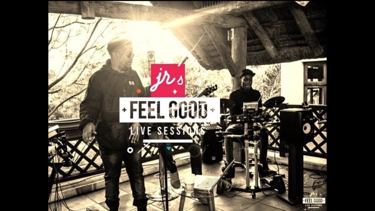 JR's FEEL GOOD LIVE SESSIONS: EP 2