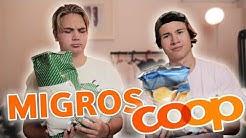 MIGROS vs. COOP mit Marc Galaxy