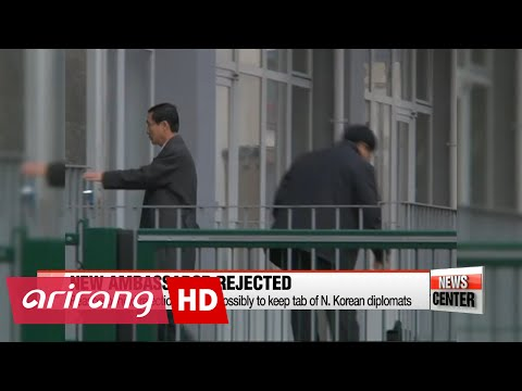 Germany rejects N. Korean ambassador nominee: RFA