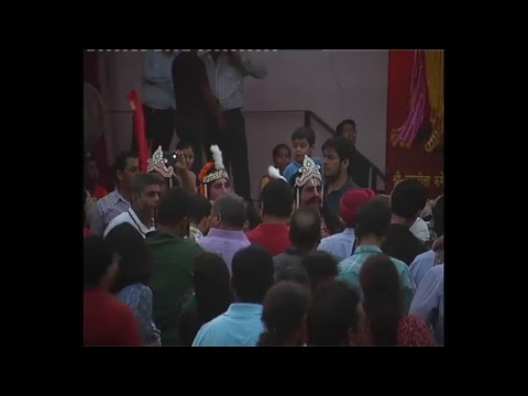 DUSHEHRA LIVE CHANDIGARH SECTOR -27 SHRI RAMLEELA KAMETI