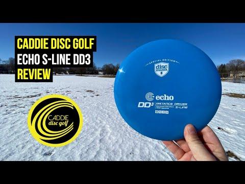 Echo S-line DD3 Review | Caddie Disc Golf