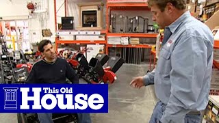 How to Choose a Riding Lawn Mower - This Old House