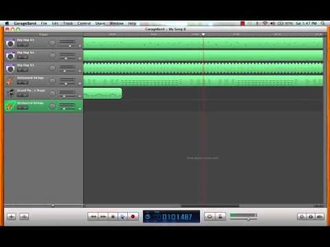 rap beats for garageband software