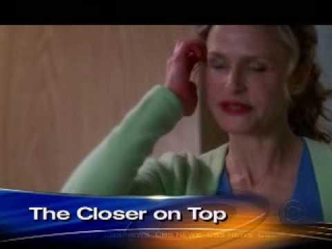 'Closer' To Kyra Sedgwick (CBS News)