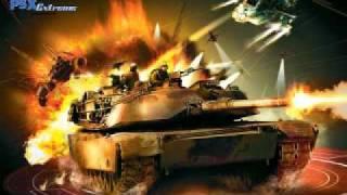 Battlefield 2 Modern Combat - Menu Music Theme