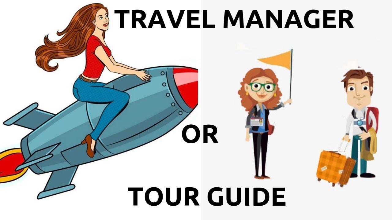 Tour escort guide jobs