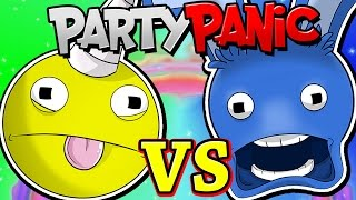 THE ULTIMATE MINI GAME SHOWDOWN!! | Party Panic [#3]