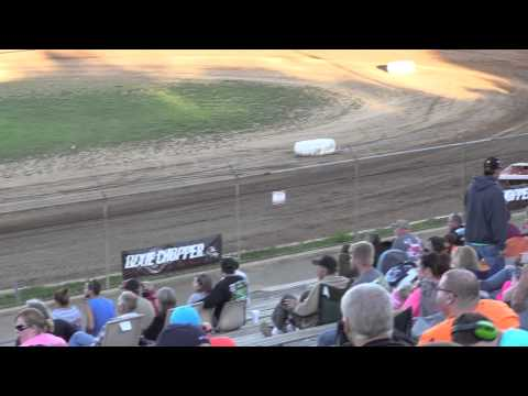 6 14 14 Lincoln Park Speedway Ump Modified Heat Race 3
