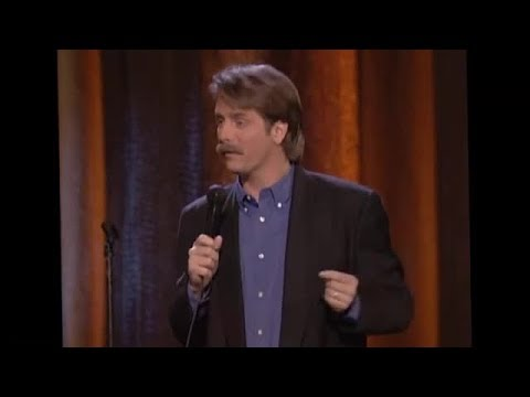 Jeff Foxworthy Stand Up - Jeff Foxworthy Totally Committed Stand Up Comedy