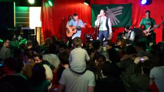 Green Crow-Падди (Glastonberry pub 21.03.15)