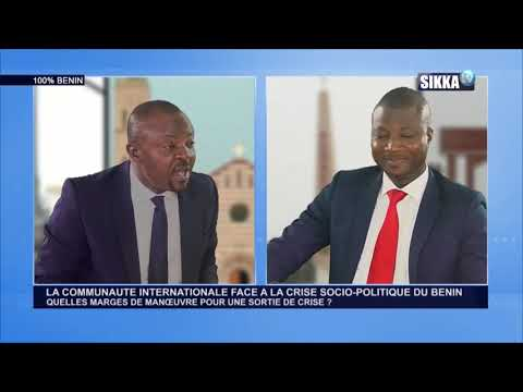100% BENIN DU 28 05 19 / LA COMMUNAUTE INTERNATIONALE FACE A LA CRISE SOCIO-POLITIQUE DU BENIN