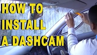 How To Hardwire a Dashcam Simple Easy Steps