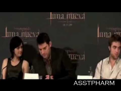 Robert Pattinson and Kristen Stewart best romantic moments(PART 1) from YouTube · Duration:  4 minutes 5 seconds