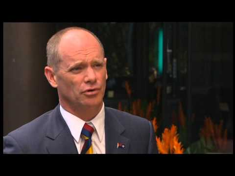 Campbell Newman on PM Agenda