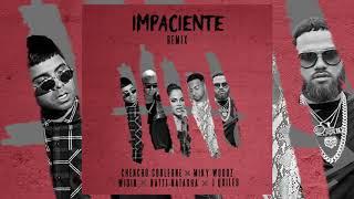IMPACIENTE REMIX (Audio Oficial) - Chencho Corleone x Natti ...
