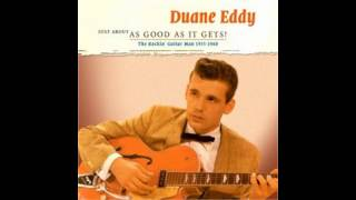 Duane Eddy - I Almost Lost My Mind (1959 Peter Gunn)
