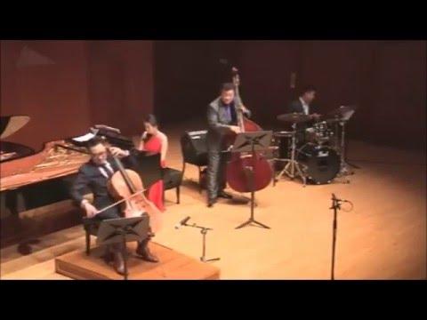 """위솔로이스츠 크리스마스 콘서트 - Claude Bolling """"Cello Fan"""""""