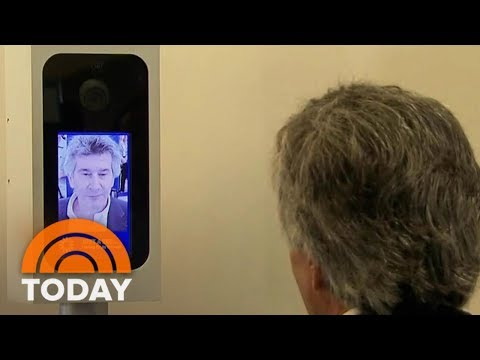 Future Of Air Travel: Airports Test Facial Recognition Technology | TODAY