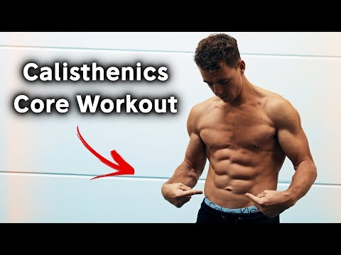 Real Core Workout For Calisthenics (No Sixpack)