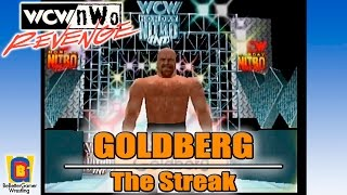 WCW/nWo Revenge - Goldberg: The Streak