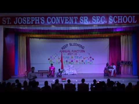 english skit for school annual function