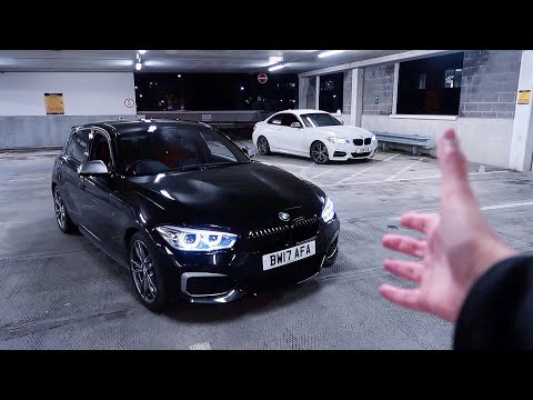 This BMW M140i is A LOT Faster than My Audi S3!