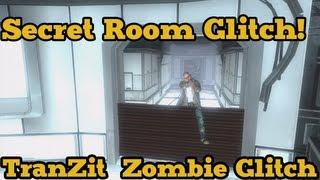 Secret Room Glitch on Tranzit! - Black Ops 2 Zombies