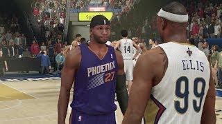 NBA 2K14 PS4 My Career - Last Ellis Meeting