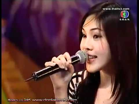THAILAND'S GOT TALENT !-  2 Thai songs 2 voices  by pretty  singer Bell Nuntita! in HD !