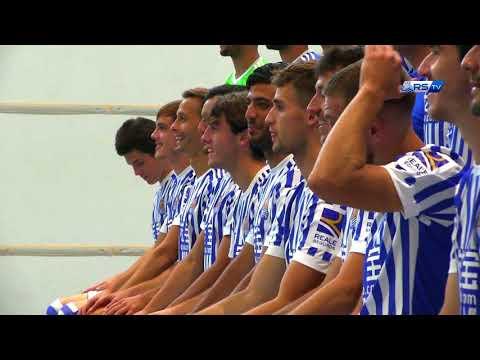 Póster Real Sociedad 2017 - 2018