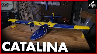 Catalina and Adverse Yaw | FLITE TEST