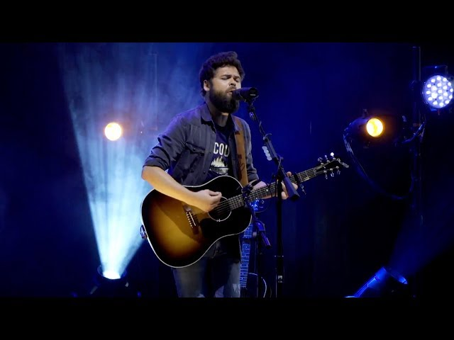 Passenger | Sound Check LIVE from Manchester's Albert Hall