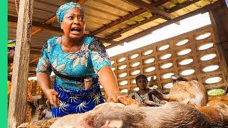 Extreme Bushmeat!! Nigeria's W…