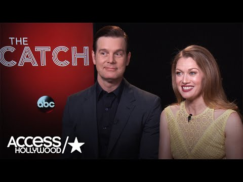 'The Catch': Peter Krause & Mireille Enos Tease Season Premiere  Access Hollywood