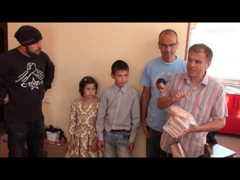 Friedensfahrt Berlin - Moskau, Tag 05: SOS Kinderdorf Pskov, Fahrt nach Utorgosh (11.08.2016)